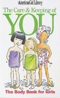 books on how to talk to your daughter about puberty